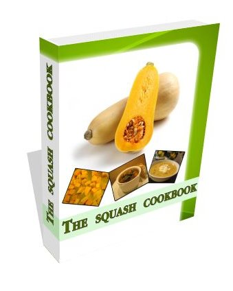 cookbook: 263 squash recipes