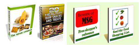 download free healthy cooking e-books