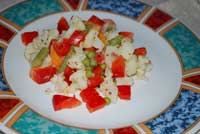 antipasto salad picture
