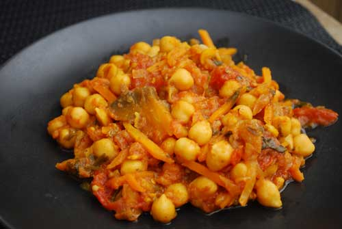 Indian chickpea masala recipe forumfinder Gallery