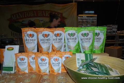 Bulk organic hemp hearts from Ruth's