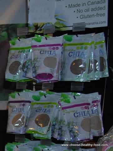 Bulk organic chia seed from Prana