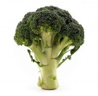 broccoli is top healthy food