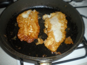 ...and yes we FRIED them!