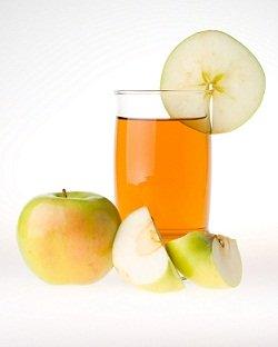 Apple Juice for Exercise program